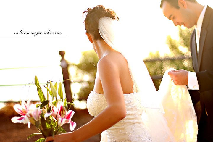palos verdes wedding picture