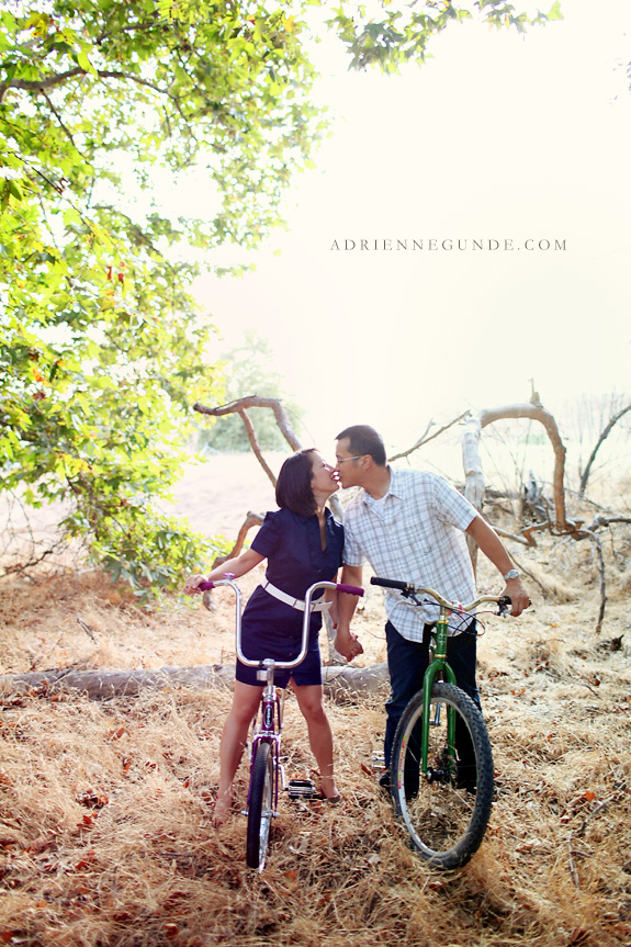 bicycle engagement session