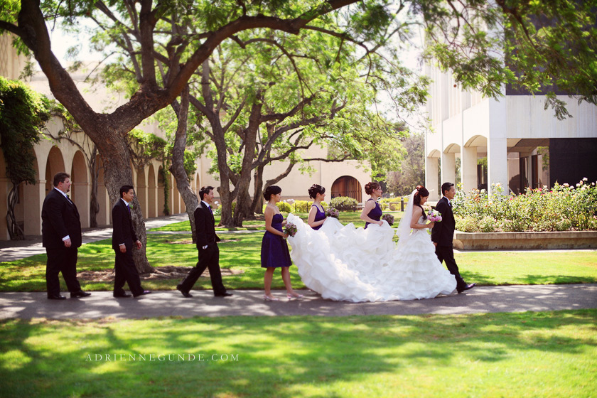 caltech wedding
