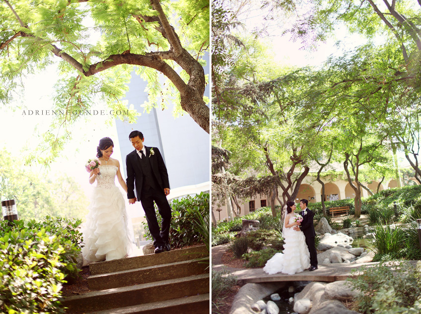 caltech wedding photos