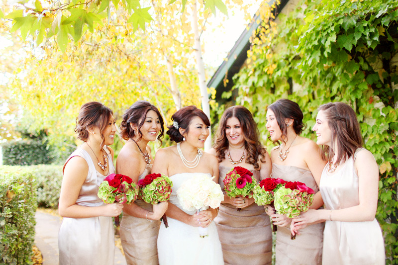Non Traditional Wedding Dresses Los Angeles: Adrienne Gunde Photography