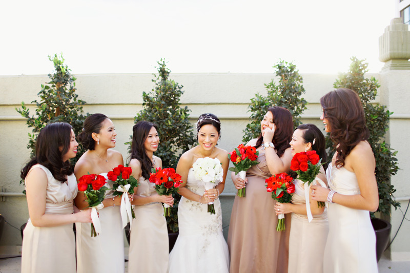 oviatt penthouse wedding photos