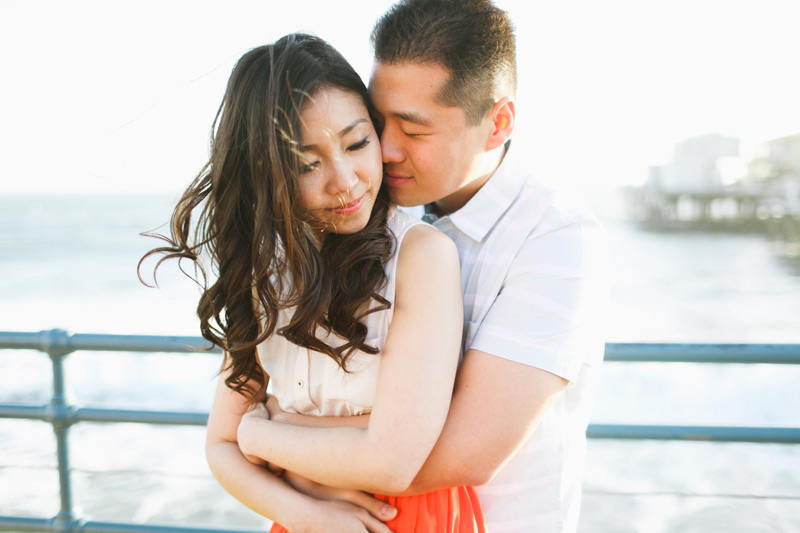 santa monica engagement photos (21)
