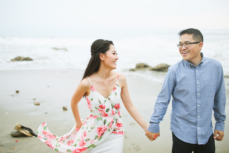 malibu engagement photos (24)
