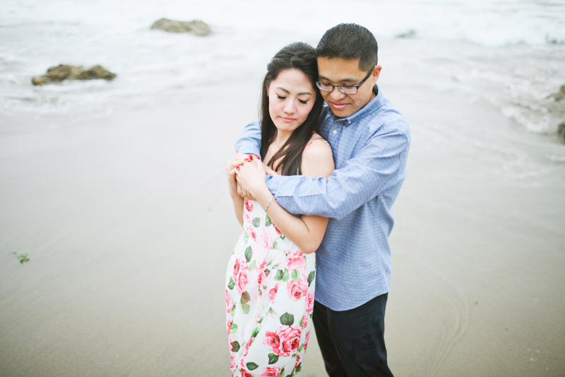 malibu engagement photos (28)