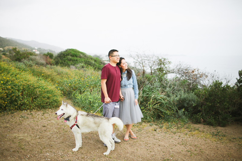 malibu engagement photos (6)