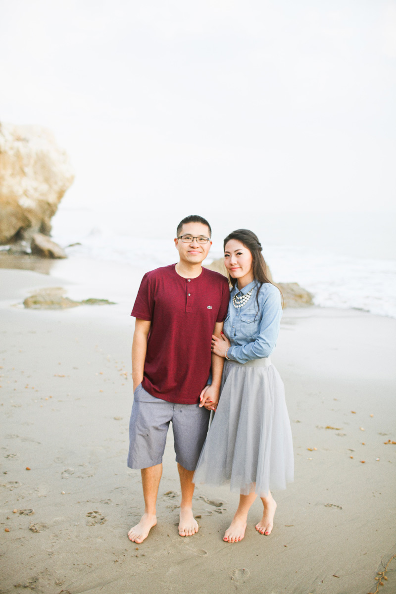 malibu engagement photos (10)