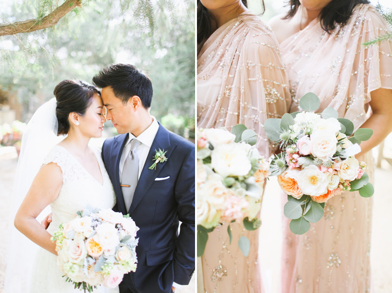 this wedding was just the dreamiest from beginning to end maravilla gardens was the perfect intimate setting for julie and lorenzos day and every corner